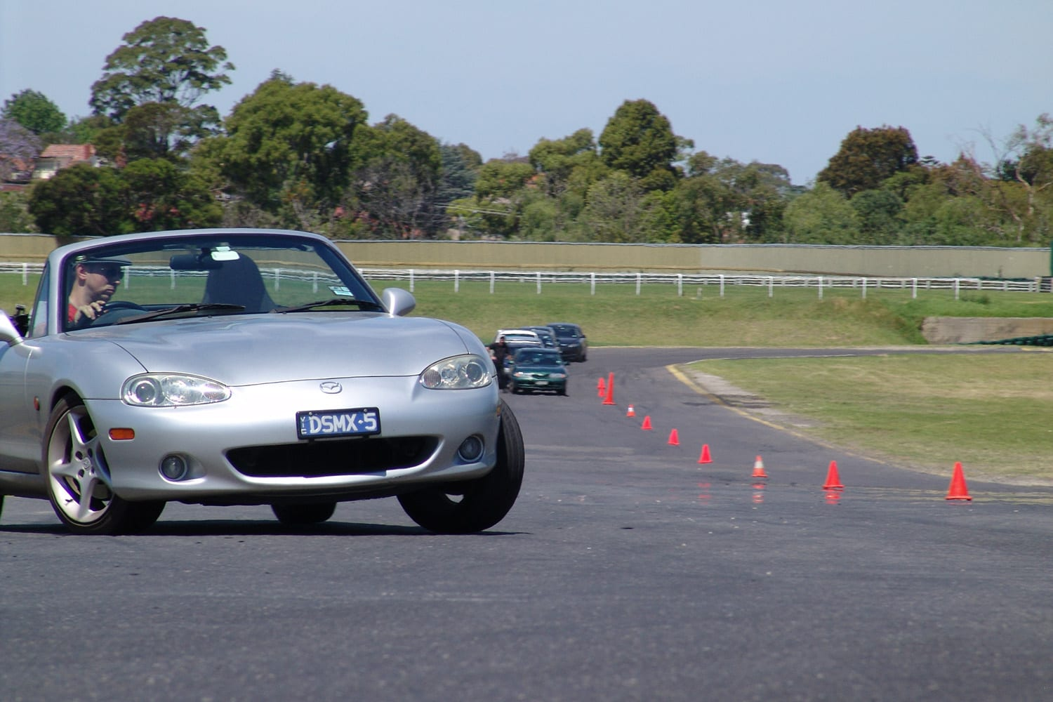 Defensive and Advanced Control Driver Training Course, FULL DAY - Sandown, Melbourne