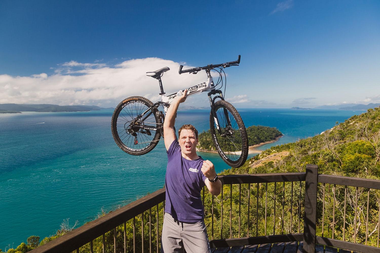 Whitehaven and Bike Adventure