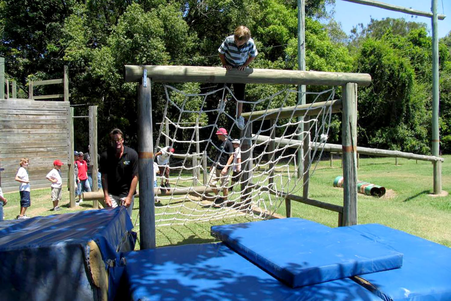 Ninja Stunt Kids, 4 week course - Gold Coast