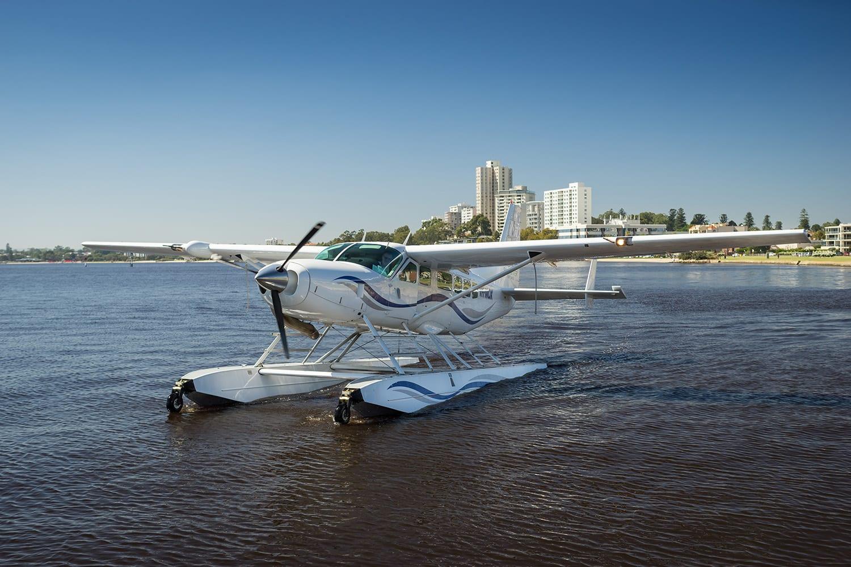 Seaplane Return Flight, Tour and Lunch - Rottnest Island