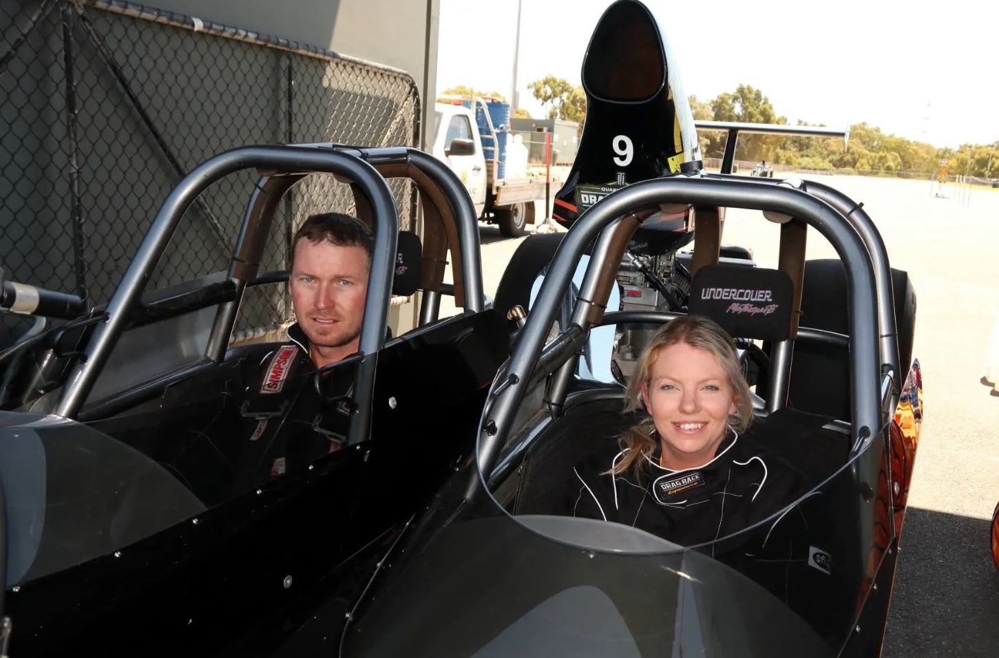 Quarter Mile Drag Race Experience - Perth