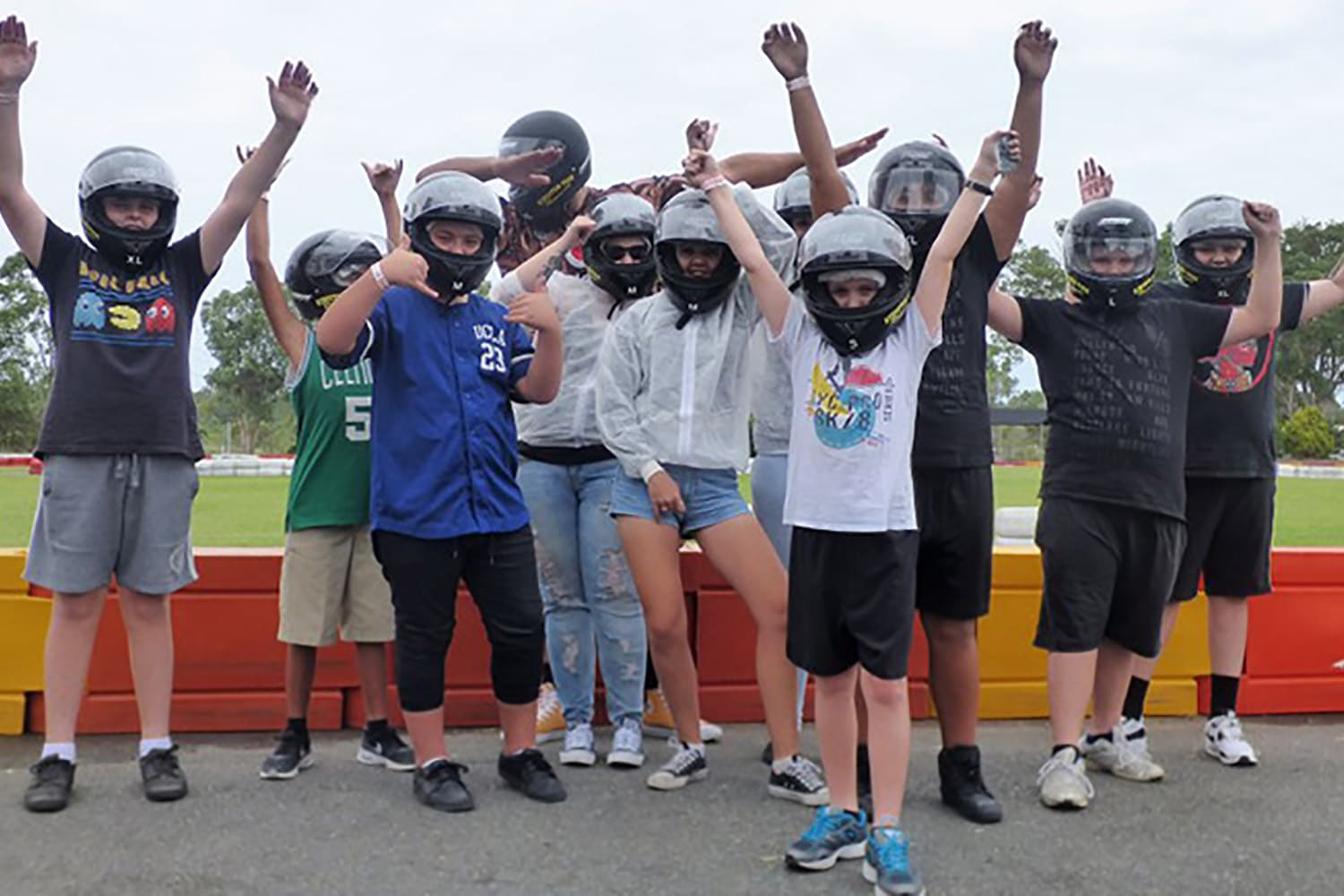 Kids Go Kart Racing Experience, 4 Sessions - Brisbane