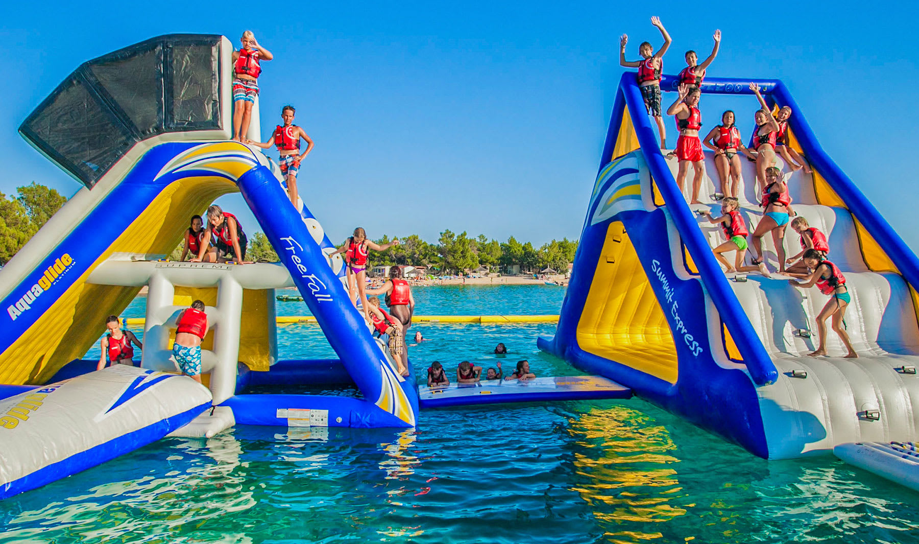 Gold Coast Aqua Park Entry - Southport
