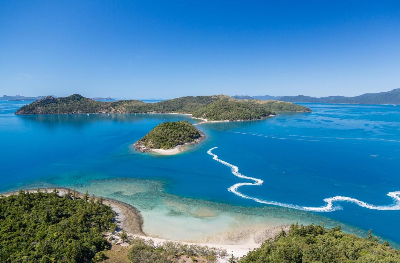 Whitsunday Islands Jet Ski Safari, 2 Hours - Departs Airlie Beach