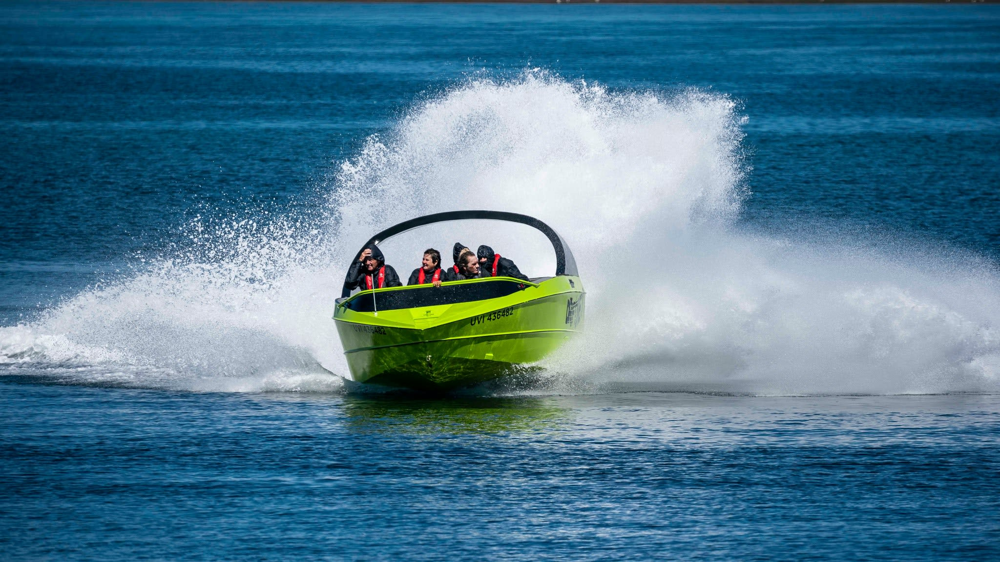 Drift Jet Boat Tour, 35 Minutes - Phillip Island - For 2