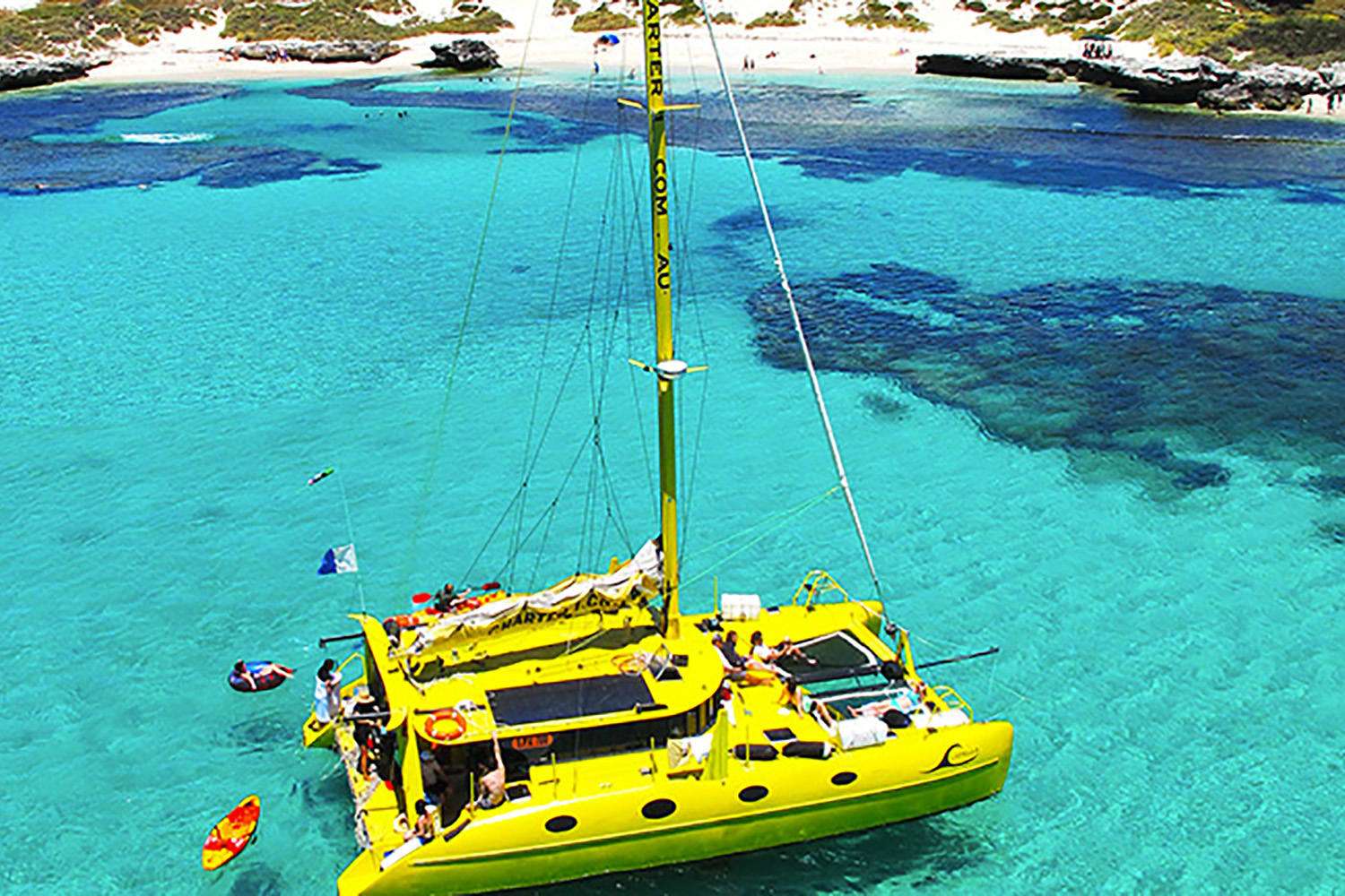Sailing Cruise with Snorkelling and More - Rottnest Island