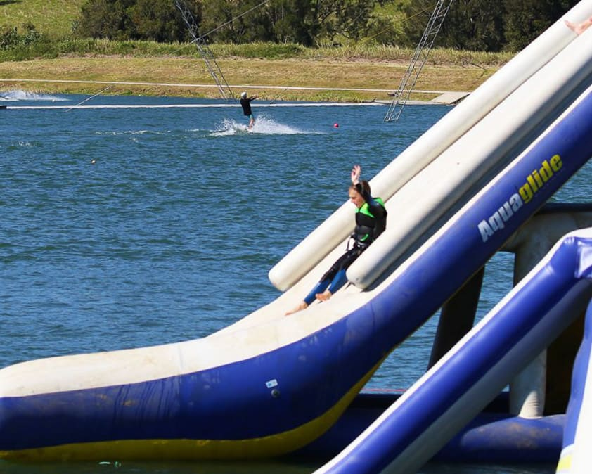 Gold Coast Aqua Park Entry - Oxenford
