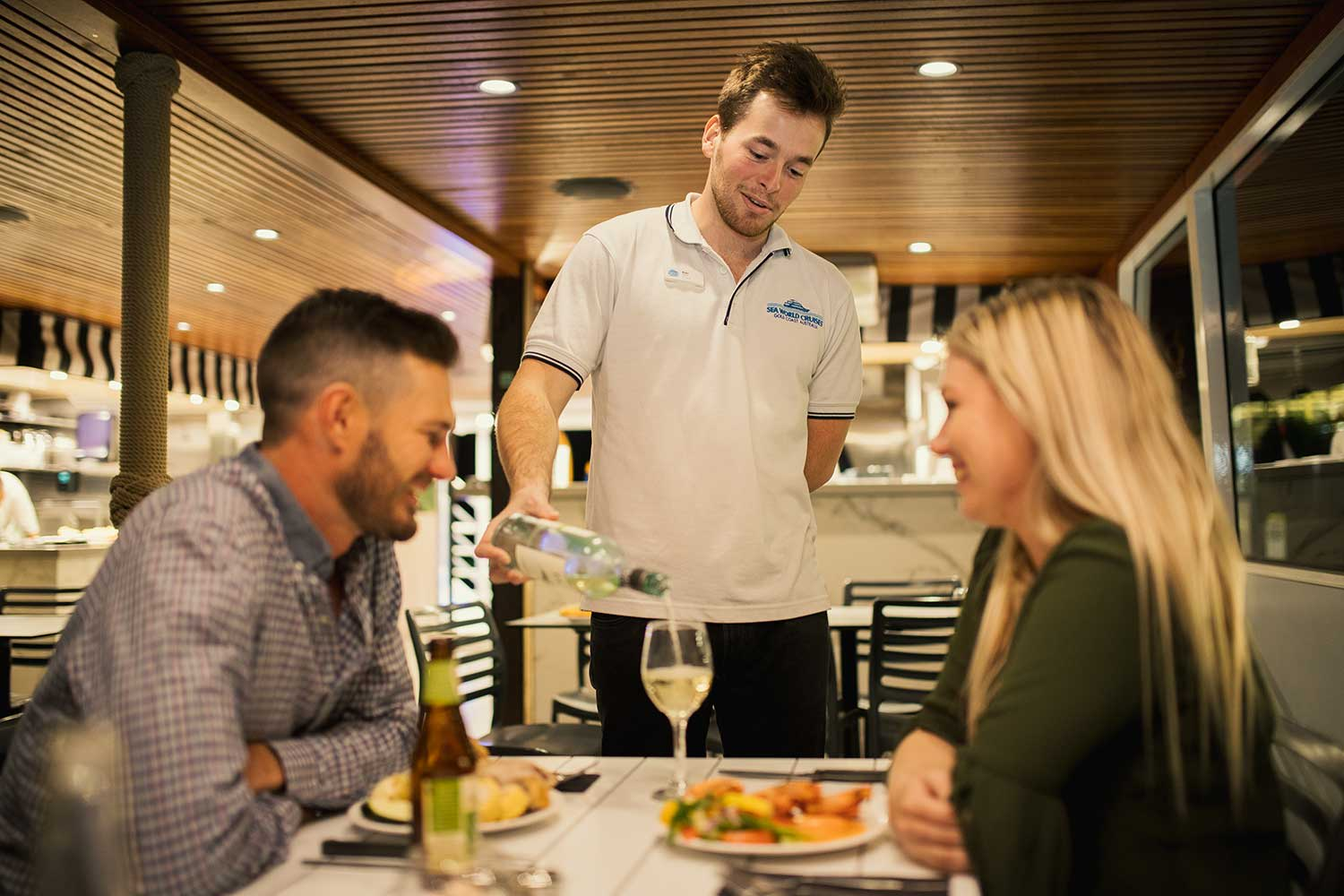 Sightseeing Dinner Cruise, 2.5 Hours - Gold Coast