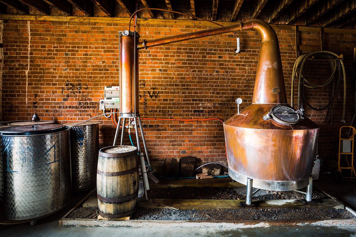 Whisky Distillery Tour with Tasting, Lunch and Wine - Hobart - For 2