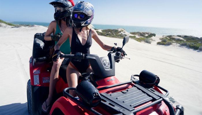 Quad Bike Tour and Sandboarding - Lancelin