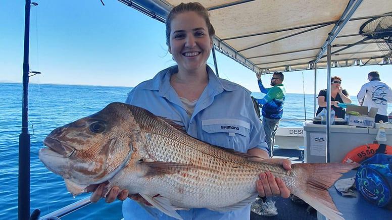 Deep Sea Reef & Game Fishing Charter, Half Day Morning - Gold Coast