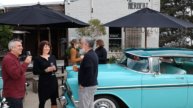 Tour Melbourne in a Chevrolet, 3 Hours, For up to 4