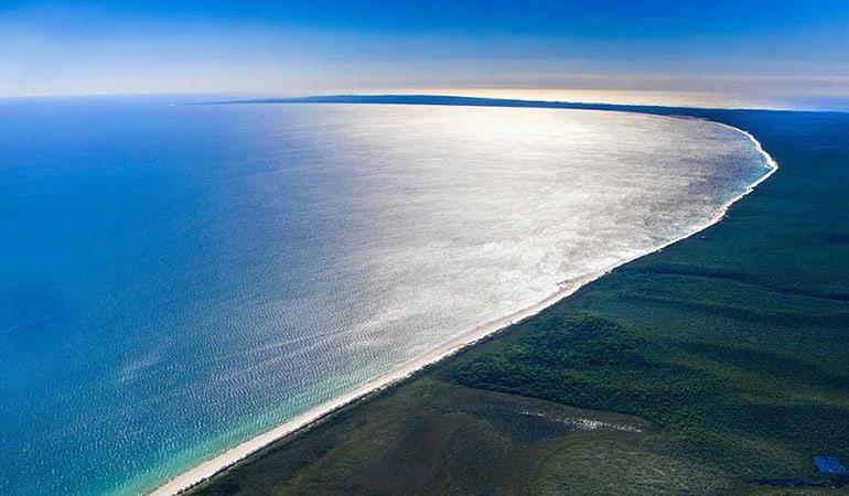 Guided Jet Ski Tour, 4 hours - Fraser Island