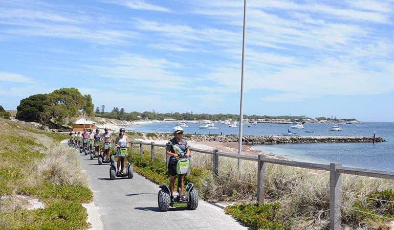 Rottnest Island Segway Tour, 1 Hour - Fremantle