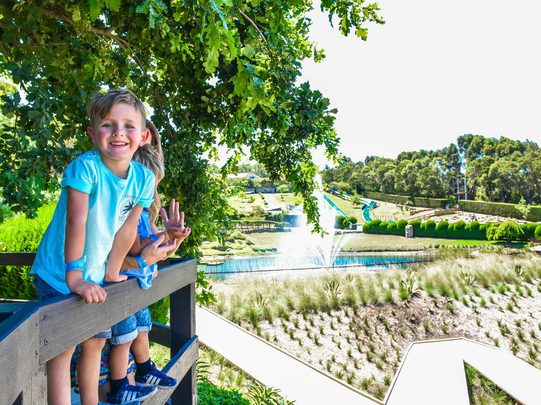 Enchanted Adventure Garden and Maze Entry, Mornington Peninsula - Melbourne