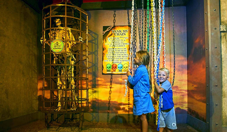 Ripley's Believe It or Not Odditorium Entry - Surfers Paradise