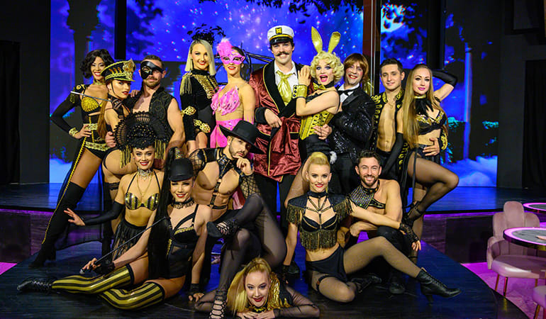 Flockin Fabulous Cabaret Show, Midweek - Gold Coast - For 2