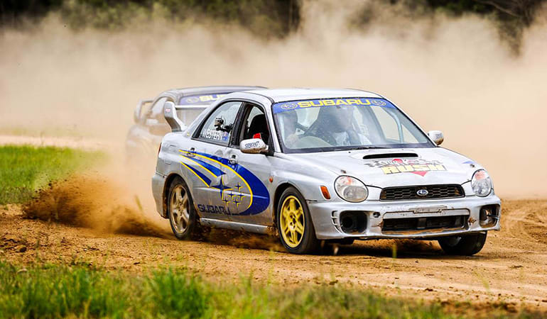 Subaru WRX Rally Driving, 6 Lap Drive and 1 Hot Lap - Willowbank, Brisbane