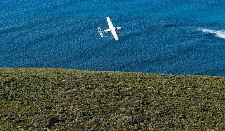 Scenic Seaplane Flight, One Way - Swan River to Rottnest Island