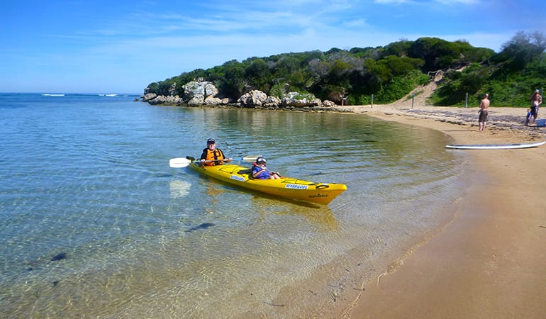 Double Kayak Hire, For 2 - Perth
