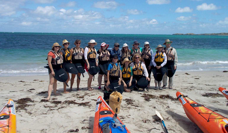 Kayaking Day Trip with Lunch - Shoalwater Islands, Perth