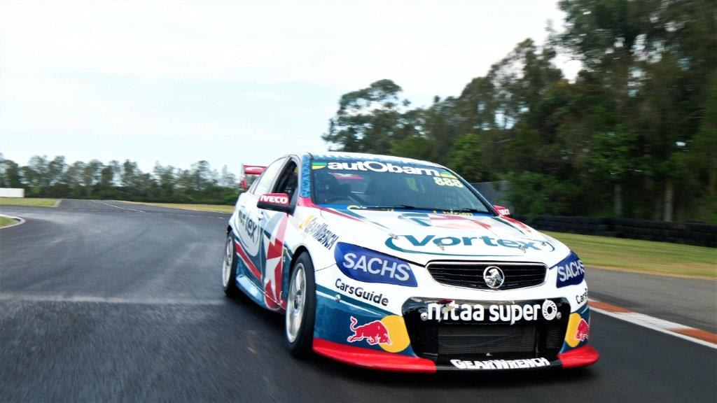 V8 Supercar 10 Lap Drive & 2 Hot Laps - Gold Coast