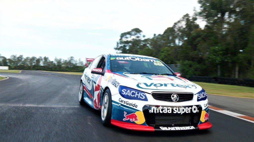 V8 Supercar 7 Lap Driving Experience - Gold Coast