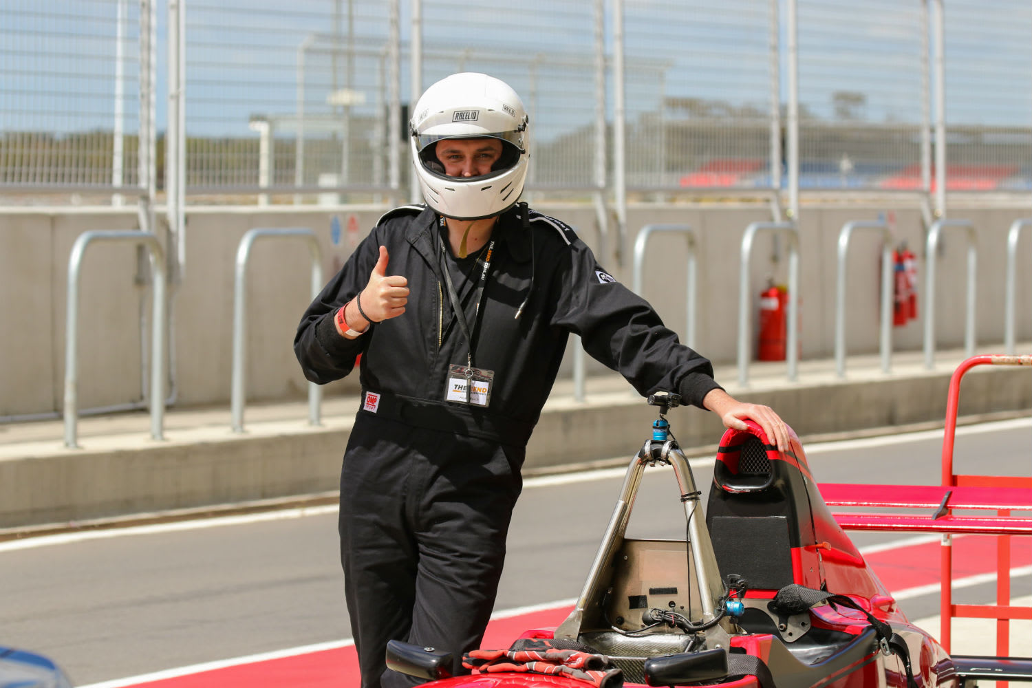 Formula Toyota Hot Laps, 4 Laps - The Bend Motorsport Park, Adelaide