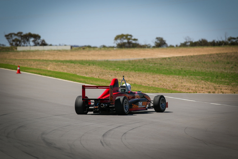 Formula 3 Hot Laps - International Circuit - The Bend Motorsport Park