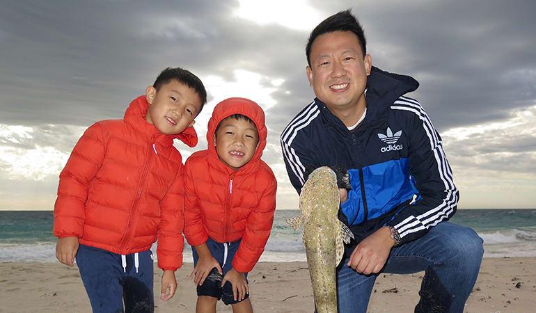 Sunset Beach Fishing, 5 Hours - Perth