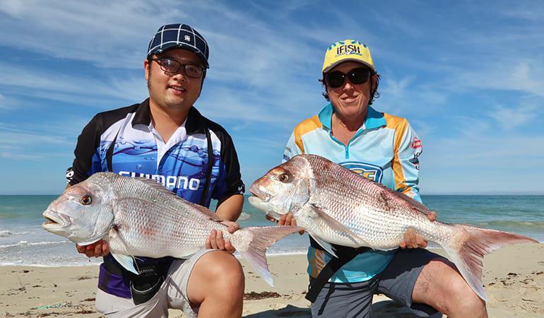 Sunrise Drone Fishing Safari, Half Day - Perth