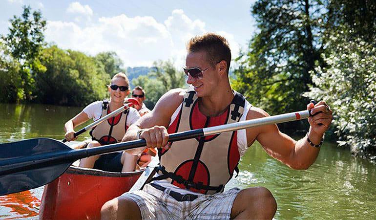 Half Day Canoeing Adventure, For 2 - Goulburn River