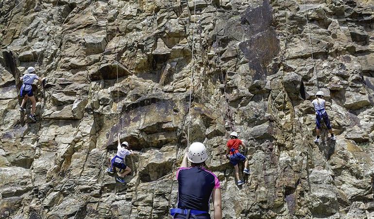 Outdoor Rock Climbing, 2 Hours - Kangaroo Point, Brisbane