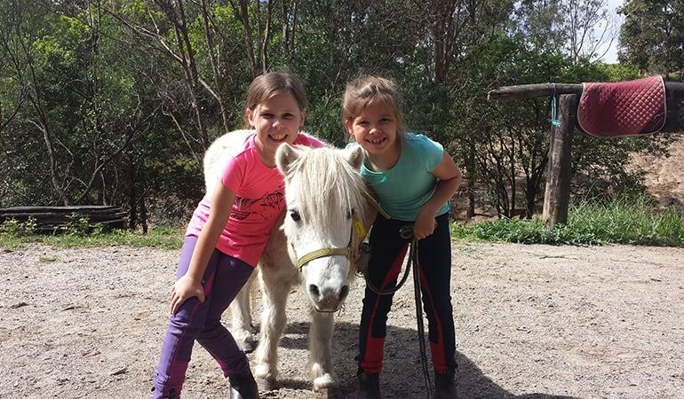 Kids' Introduction to Horses – Gold Coast Hinterland