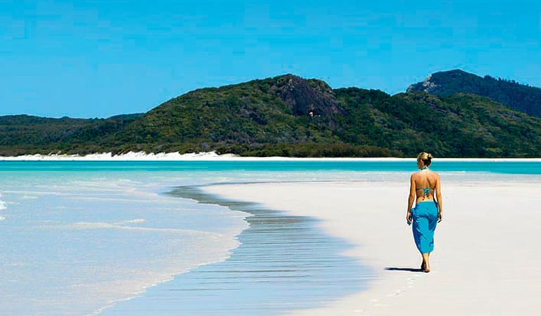 Whitsunday and Whitehaven Beach Cruise, Half Day - Airlie Beach