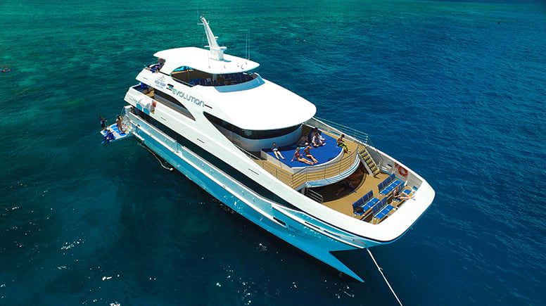Great Barrier Reef Snorkelling Cruise with Lunch, Full Day - Cairns