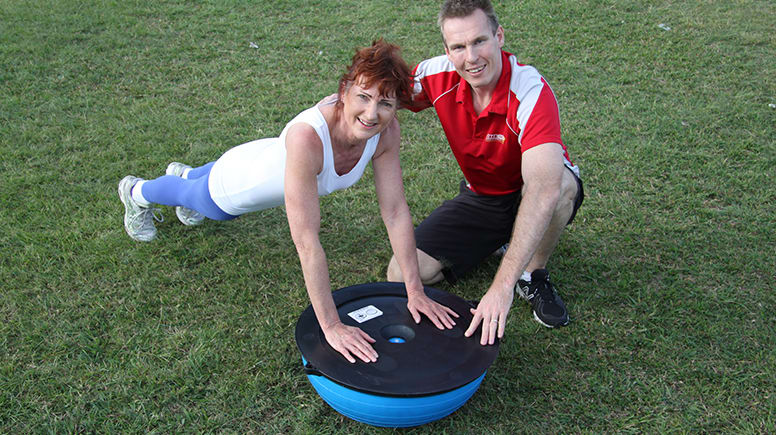 Mobile Personal Training, 1 Hour - Sydney, Melbourne, Brisbane, Gold Coast & Sunshine Coast