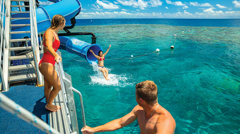 Great Barrier Reef Cruise and Snorkel Tour - Cairns