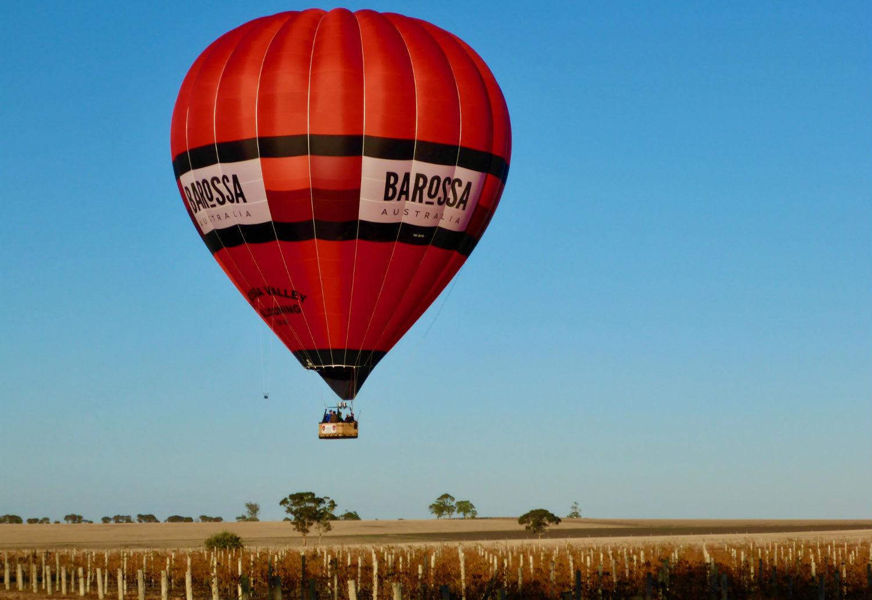 Hot Air Balloon - Barossa Valley, Adelaide