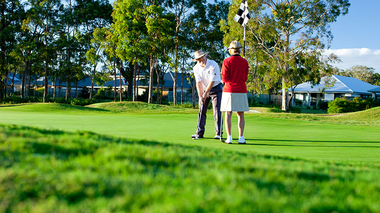 18 Hole Championship Golf with Lunch, Weekend - Port Stephens