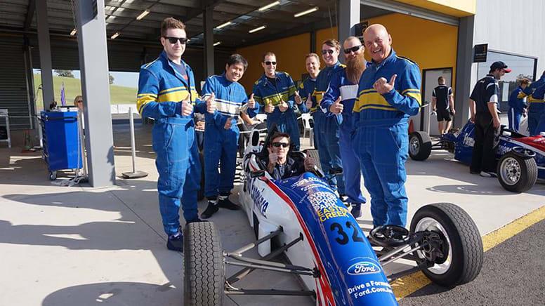 Drive an F1 Style Race Car, 10 Laps - Wodonga, VIC