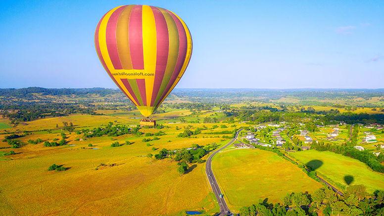Hot Air Balloon & Gourmet Breakfast - Sydney Macarthur Region
