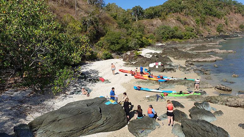 Sunrise Kayak Tour - Great Barrier Reef, Departing Cairns