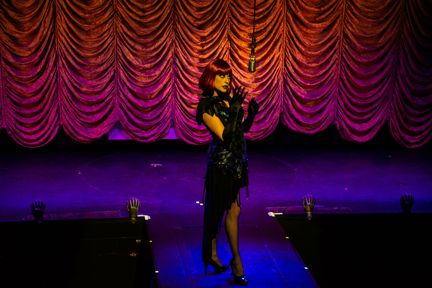 Dracula's VIP Dinner and Comedy Cabaret - Midweek,