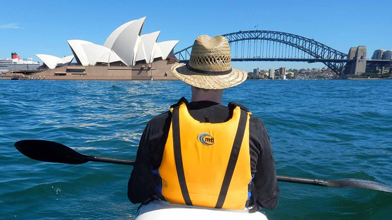 Sydney Harbour Kayak Tour to Goat Island, 3.5 Hours