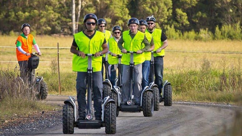 Vineyard Segway Tour - For 2 - Yarra Valley