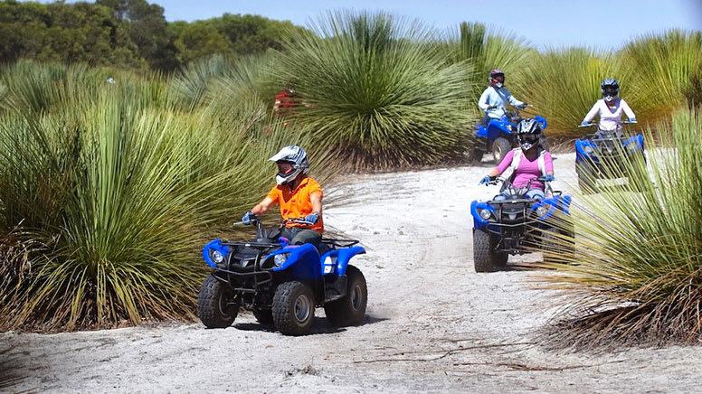 Kangaroo Island Quad Bike Tour, 90 Minutes