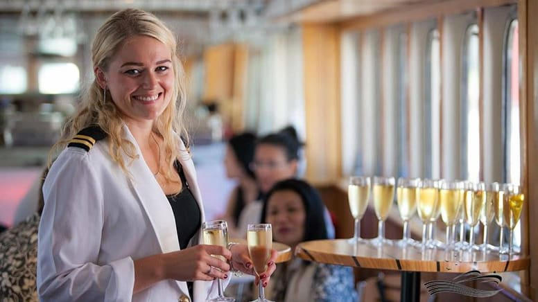 Seafood Brunch Cruise with Champagne, Melbourne - Family
