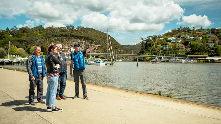 Launceston City and Seaport Walking Tour - Launceston, Tasmania