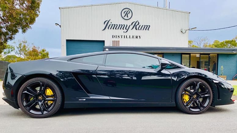 Drive a Lamborghini and Ferrari, 1 Hour, and Rum Distillery Tour - Mornington Peninsula